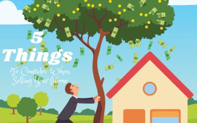 5 Things to Consider When Selling Your Home