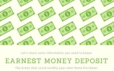 Earnest Money Deposits Are Becoming The Most Important Negotiation Tool In Home Buying
