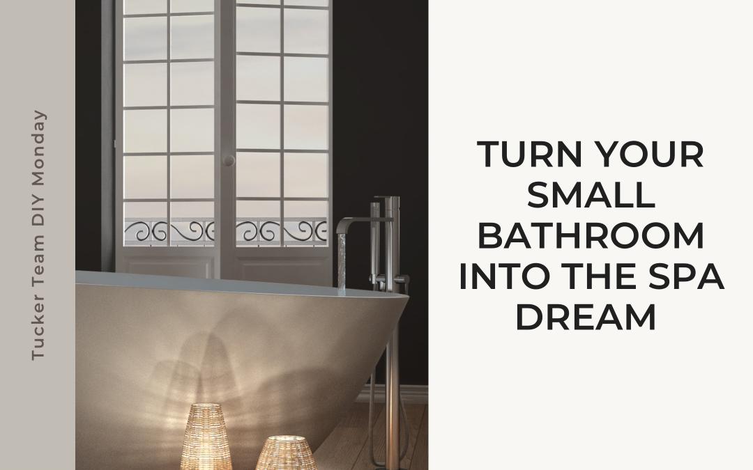 Big Bathroom Improvement with Small Fixes