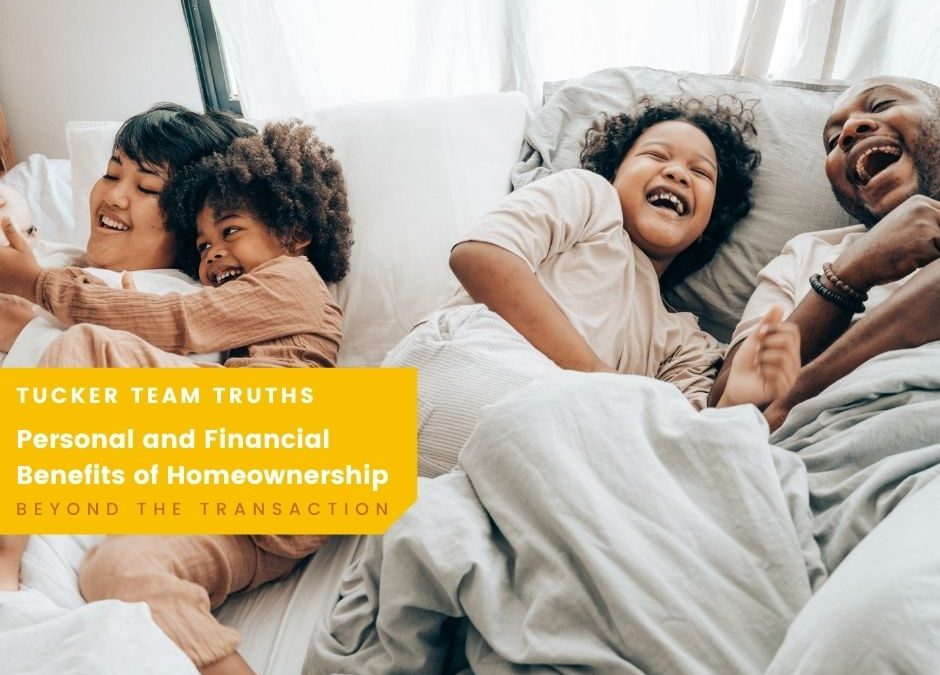 Personal and Financial Benefits of Owning a Home