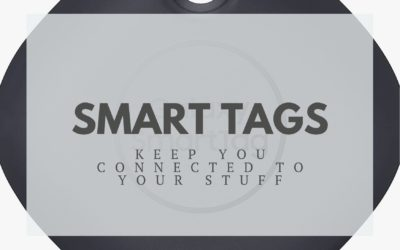 Use Smart Tags to keep up with your stuff