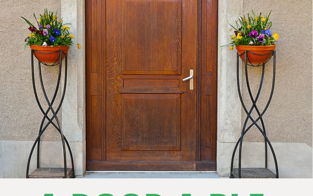 Simply an A-door-a-ble way to update your Home
